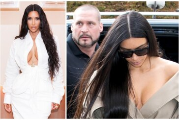 Kim Kardashian's Bodyguard Sued For $6.1 Million Over 2016 Paris Robbery
