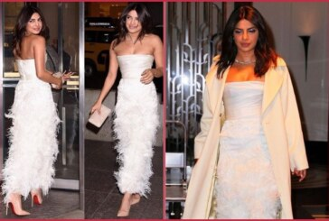 PHOTOS: Priyanka Chopra's Pre-Wed Celebrations Kicks Off With Bridal Shower In NY