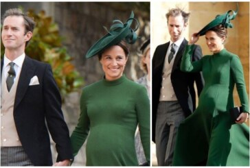 Congratulations! Kate Middleton's Sister, Pippa Middleton Welcomes Baby Boy