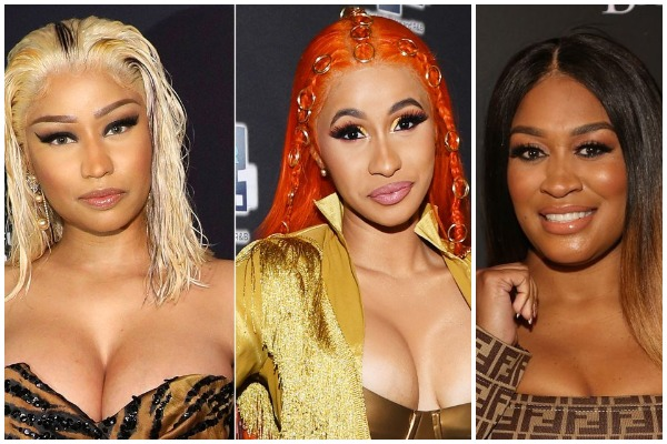 Nicki Minaj Claims Rah Ali Hit Cardi B At NYFW Causing Massive Bump On Her Head