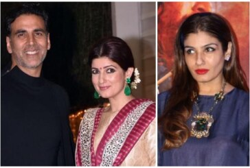 Raveena Tandon's Tweets On Sexual Harassment Hints At Ex-Akshay Kumar And Twinkle Khanna?