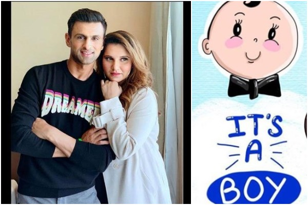 Sports Couple Sania Mirza, Shoaib Malik Welcome Baby Boy: #BabyMirzaMalik