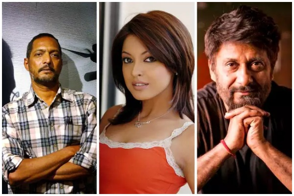 Tanushree Dutta Gets Legal Notice From Nana Patekar; Two Men Tried To Break Into Her House