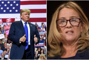 Watch: Trump Openly Mocks Christine Ford's Sexual Assault Testimony At A Rally In Mississippi