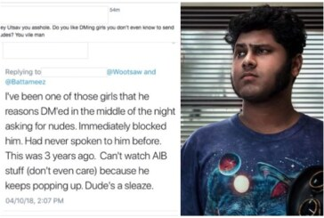 Ex-AIB Comedian Utsav Chakraborty Called Out For Sexual Harassment; AIB De-Lists Videos!