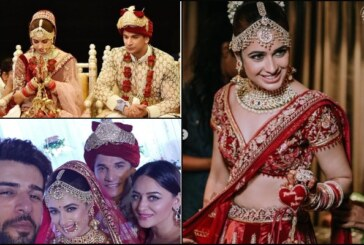 Bigg Boss Couple Yuvika Chaudhary And Prince Narula Tie The Knot! See Pictures Here!