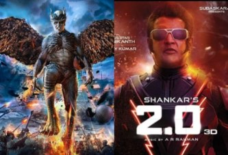 2.0 Review(3D): Rajinikanth-Akshay Kumar Starrer '2.0' Is Strictly A One-Time Watch Social Drama
