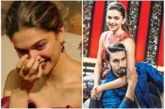 As Bride-To-Be Deepika Padukone Got Emotional and Was In Tears, Ranveer Hugged Her