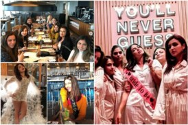 Red, White and Bride! Tequila, Pyjamas And Heels Party; Priyanka Chopra's Bachelorette Party Will Be Forever Remembered