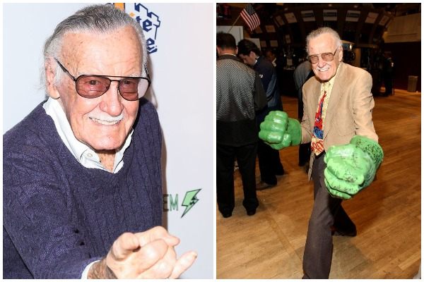 Marvel's Legend Stan Lee Dies At 95; Celebrities Pay Tribute To Comic's Legend Stan Lee