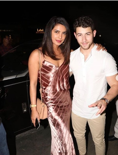 Priyanka-Nick Jonas Pre-Wedding Dinner Party