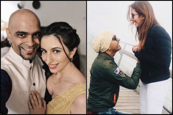 Roadies Raghu Ram Announces Wedding To Fiancée Natalie Di Luccio In A Unique Way