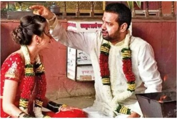 Ex-Bigg Boss' Rahul Mahajan Marries Thrid Time With Kazakhstan's Model Natalya Ilina