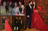 Deepika Padukone-Ranveer Singh Call Entire Bollywood Under One Roof Bcoz Abhi To Party Shuru Hui Hai