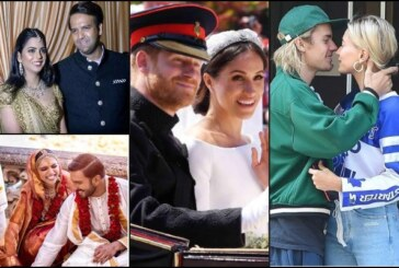 7 International Celebrity Weddings Of 2018 That Were Full Of Love, Hate and Drama!