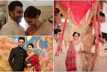 Deepika to Priyanka to Hillary Clinton Attend Isha Ambani-Anand piramal Gujarati Wedding