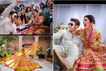 These Mehendi Pics Of Priyanka Chopra-Nick Jonas Will Leave You Awestruck