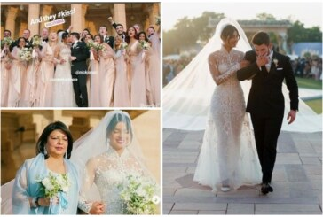 Priyanka Chopra-Nick Jonas' Official Wedding Pics-Videos Are Breathtakingly Stunning