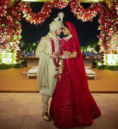 Priyanka Chopra-Nick Jonas' Wedding pics