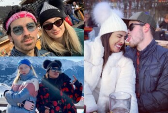 Newly Weds Priyanka Chopra-Nick Jonas' Romantic Swiss Holiday Is All Vacation Goals