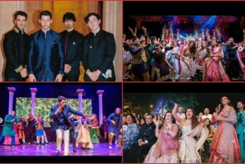 Priyanka Chopra-Nick Jonas Family' Danced Their Heart Out At Sangeet Ceremony – See Video