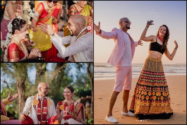 Roadies' Raghu Ram Ties The Knot With Natalie Di Luccio In Goa – See Pics