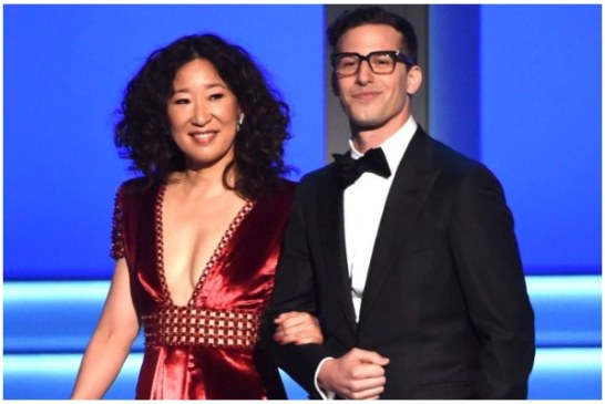 Andy Samberg and Sandra Oh Are Co-Hosting 76th Golden Globe Awards
