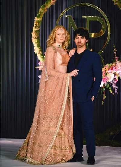 Joe Jonas-Sophie Turner