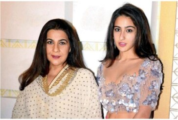 Sara Ali Khan And Mother Amrita Singh In Legal Wrangle Over A Property Worth Crores