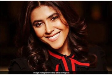 Producer Ekta Kapoor Turns Mother, Welcomes Baby Boy via Surrogacy