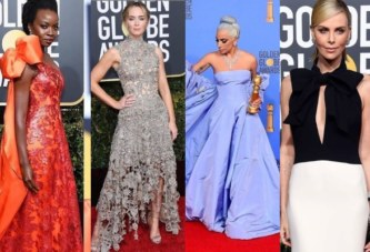 Who Wore What: Best Dressed Celebrities From The Golden Globes 2019 Red Carpet!