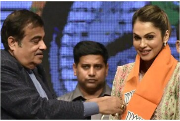 Bollywood Actress Isha Koppikar Joins BJP, Months Ahead Of Lok Sabha Elections 2019