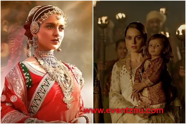 Manikarnika Movie Review{3.5/5}: Kangana Ranaut Shines Brightly In The Biographical War-Drama