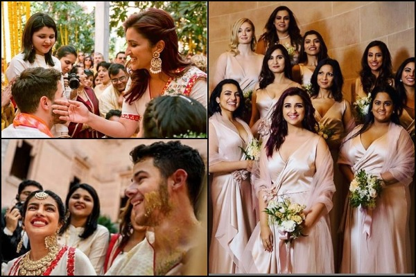 Here Is What Priyanka Chopra's Husband Nick Jonas Gifted Parineeti Chopra For 'Joota Chupai'