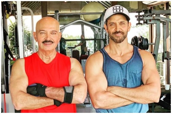 Rakesh Roshan Diagnosed With Throat Cancer, Confirms Son Hrithik Roshan On Instagram