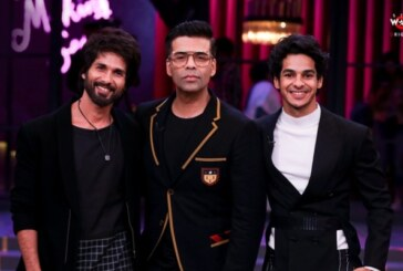Koffee With Karan 6: Siblings Shahid and Ishaan Talking About Exes To Janhvi Kapoor