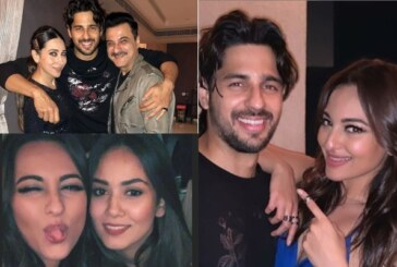 In Pics: Sidharth Malhotra Rings In Birthday With Jacqueline Fernandez, Katrina Kaif, KJo and Others