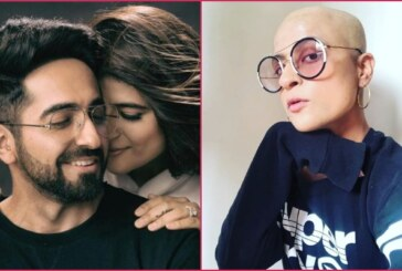 Ayushmann Khurrana's Wife Tahira Kashyap Shaves Head After Being Diagnosed With Breast Cancer