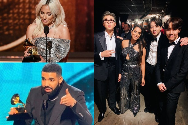 Ariana, Gaga – Here Is A Complete List Of Nominees and Winners Of Grammy Awards 2019