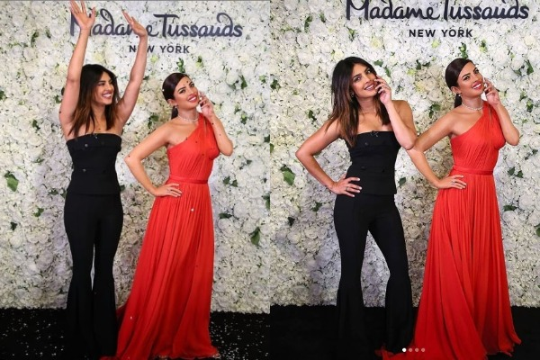 Priyanka Chopra World's Only Actress To Have 4 Wax Statues At Madame Tussaud, Unveils First In New York