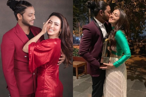 Ex-Bigg Boss Contestant Sana Khan Confirmed Relationship With Dancer Melvin Louis