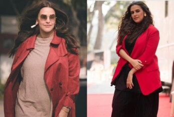 "Neha Dhupia Slams Trollers For Body Shaming Her; Says – ""This Doesn't Bother Me"""