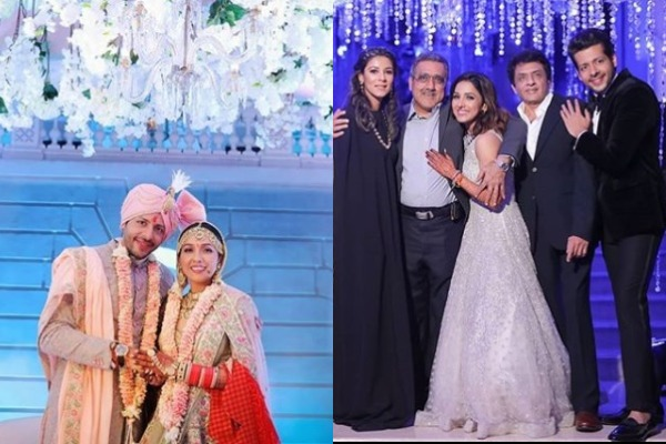 See Pics: Newlyweds Neeti Mohan – Nihar Pandya Share Beautiful Photos Of Their Wedding
