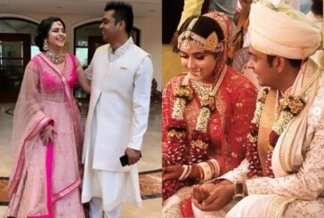 'Laado 2' Actress Palak Jain Gets Married With Beau Tapasvi Mehta; See Pics