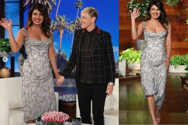 Priyanka Chopra On Ellen Show Talks About Her Wedding, Next Movie 'Ma Anand Sheela'