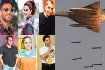 How Is The Josh? Bollywood, Twitterati In Praise After Indian Air Force Avenges Pulwama Attack