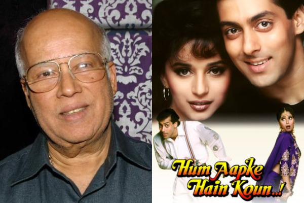 Hum Aapke Hai Koun Producer Rajkumar Barjatya Of Rajshri Productions Passes Away