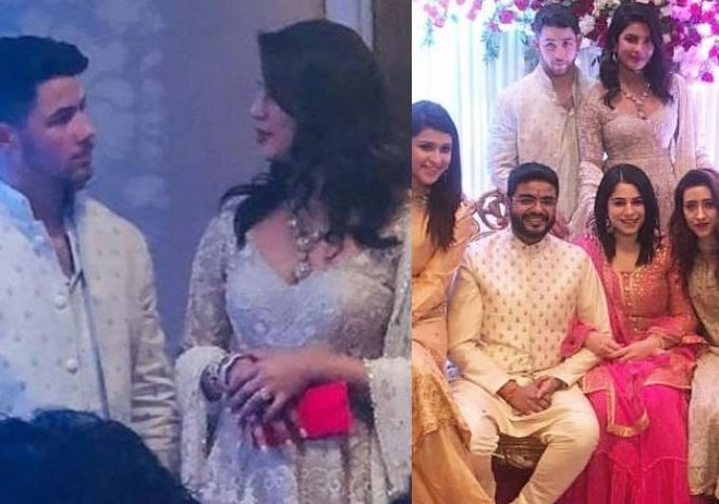 Priyanka Chopra's Brother Siddharth Chopra Gets Engaged To Ishita Kumar – See Pics