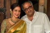 Boney Kapoor Auctions Sridevi's Favorite Sari For Charity Ahead of Her First Death Anniversary