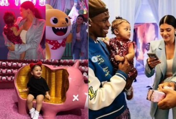 "Videos: Kylie Jenner Hosts ""StormiWorld' Epic Party For Daughter Stormi's 1st Birthday"
